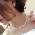 classic pair of south sea round 10-11mm white pearl necklace&<b>earring</b> 925silver