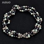 Free shipping Natural South Sea Shell Pearl <b>Necklace</b> Pearl three luxury female models to send to friends to share from wear