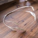 Wheat Spike Tiara Bride Crown Headband <b>Wedding</b> Hair Accessories Hairband Diadem <b>Jewelry</b> Bandeau Bijoux Cheveux Coroa WIGO0856