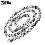 ZABRA Solid 925 <b>Silver</b> 4.5mm 18-28 inch Round Link Necklace For Men Vintage Retro Steampunk Necklaces <b>Sterling</b> <b>Silver</b> <b>Jewelry</b>