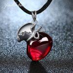 JIASHUNTAI Retro 925 <b>Silver</b> Sterling Pendant <b>Necklace</b> Royal Lucky Purse Bag <b>Silver</b> Jewelry For Women