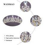 Fashion bride crown new crystal crown bride baroque golden <b>wedding</b> crown accessories female <b>jewelry</b> HD436