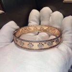 Hot Brand Pure 925 Sterling Silver <b>Jewelry</b> For Women Zirconia Flower Bangle <b>Wedding</b> <b>Jewelry</b> Silver Bracelet Classic Top Quality