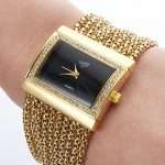 Hot Sale, Alloy Analog Women Luxury Watch, Gold/<b>Silver</b> Quartz <b>Bracelet</b> Watch