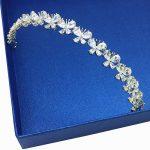Paved Cubic Zircon Tiara Butterfly Zirconia Bride Crown <b>Wedding</b> Hair Accessories Hair <b>Jewelry</b> CZ Coroa Bijoux Cheveux WIGO1217