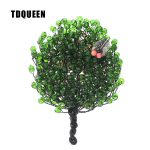 TDQUEEN Brooch Pin Crystal Beads Tree Flower Brooches for Women <b>Handmade</b> Luxury Safety Pin <b>Jewelry</b> Christmas Tree Brooch