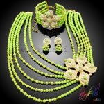 Yulaili Flamboyance <b>Jewelry</b> Set Best Price Office Feelings which <b>makes</b> more formal in Engagement