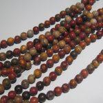 Hot Sale Loose Beads Jaspe R Jaspis Stone Stone Beads For <b>Jewelry</b> Making <b>Supply</b> Free Shipping