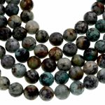 10mm round blue african turquoises loose beads fashion diy <b>jewelry</b> making <b>supply</b>