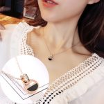 New Popular Necklaces Movie <b>Jewelry</b> Fashion For Women Party Accessories <b>Jewelry</b> <b>Handmade</b> Choker Chain Necklaces & Pendants