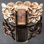 ALEXIS Japan PC21S Quartz Gold ,Rose Gold ,<b>Silver</b> <b>Bracelet</b> Watch FW675 Double Jewelry Clasp High Quality Ladies Relogio Feminino