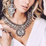Ztech New Vintage Necklace Set With Earring Crystal Exaggerated Big Brand Luxury Charm Statement Necklace & Pendant <b>Jewelry</b> Set
