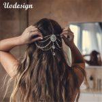 Full Crystal Diamante head band hair <b>jewelry</b> wedding bridal head <b>Jewelry</b>,head chain birthday gift boho