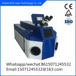 <b>Jewelry</b> industry laser spot welding WuHan BCXlaser factory <b>supply</b> cheap price for sale