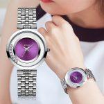 AESOP Brand Fashion Women Watch Quartz Wristwatch Simple Ladies Clock Waterproof Casual <b>bracelet</b> Watches Relogio Feminino <b>Silver</b>