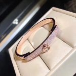 Brand Pure 925 Sterling Silver bracelet For Women Rose Gold Open Cover Bangle Fashion Silver Bangle <b>Wedding</b> Party Silver <b>Jewelry</b>
