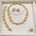 KINGDOM MA African Beads <b>Jewelry</b> Set Party Imitation Crystal Wedding Bridal Luxury Maxi Pendant Necklace <b>Accessories</b> For Women