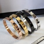 New Korean <b>fashion</b> lovers couple love Bracelet titanium steel gold bracelet rose love oath bracelet Pulseira feminina <b>jewelry</b>