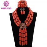 Chunky Women Statement <b>Necklace</b> Set Dubai Real Coral African <b>Jewelry</b> Sets Wedding Coral Beads <b>Jewelry</b> Set Free Shipping ABL169