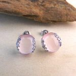 925 Silver Stone Stud Earring for Women Party S925 Sterling Silver Earrings <b>Wedding</b> <b>Jewelry</b> LE59