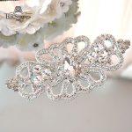 Wedding Dress Waist Chain Rhinestones Wedding Dress DIY <b>supplies</b> Glass <b>Jewelry</b> Belly Dance Waist Applique