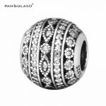 Pandulaso Autumn DIY Stone Beads for <b>Jewelry</b> <b>Making</b> Clear CZ Shapes Crystal Beads Fit Original Charms Silver Bracelets & Bangles