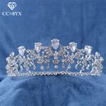 CC Tiaras And Crowns Hairband Baroque Style Water Drop Shape <b>Wedding</b> Hair Accessories For Bridal Engagement <b>Jewelry</b> Gift HG683