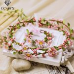 CC tiaras and crowns garland wedding accessories bride engagement bridesmaids <b>jewelry</b> flowers simple design <b>handmade</b> diy su058