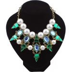 Hot Big Necklace Artificial Pearl <b>Native</b> <b>American</b> Necklace Bohemian Style <b>Jewelry</b> Wholesale Free Shipping Statement Necklace