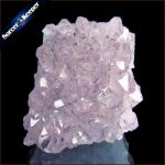 92 g Natural Stone Purple Raw Amethysts Druzy Drusy Elestial Skeletal Quartz Crystal Cluster Specimen Fit <b>Jewelry</b> <b>Making</b> KS541