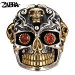 ZABRA Punk Gothic Skull <b>Silver</b> Rings Red Cubic Zirconia Ring Gold 925 <b>Sterling</b> <b>Silver</b> Rings For Men <b>Jewelry</b>