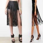 Women's Cool Body Chain New <b>Handmade</b> PU Leather Tassel Belly Chain Fashion Ladies Braided Waist Rope Belly Chain Body <b>Jewelry</b>