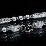 925 <b>Silver</b> Chain <b>Necklace</b> for Men/ Boy, Sterling <b>Silver</b> Dragon shape Chain <b>Necklace</b>, Charms Beads Strand <b>Necklace</b>