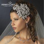 Luxury Vintage Elegant <b>Wedding</b> <b>Jewelry</b> Bridal Tiara <b>Wedding</b> Headband Queen Princess Headpiece Hair accessories