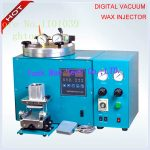 <b>Jewelry</b> Making <b>Supplies</b> 220V 650W Vacuum Wax Injector with Controller and Auto Clamp Wax Injection Machine jewelery tools