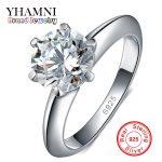 100% Real Solid 925 <b>Sterling</b> <b>Silver</b> Rings Set 1.5 Carat Sona CZ Diamant <b>Silver</b> Wedding Rings for Women <b>Silver</b> Fine <b>Jewelry</b> YR121