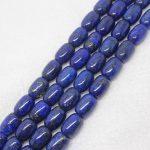 Mini. order is $7! 12x16mm Natural Lapis Lazuli Oval Barrel beads Drum <b>Jewelry</b> <b>Making</b> Loose Beads 15″