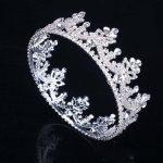 Vintage Big Rhinestone Prom Princess Crown Crystal Bride flower Tiara Bridal Head <b>Jewelry</b> Pageant <b>Wedding</b> Hair AccessoriesT-083