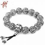 L&P Bracelet 925 <b>Sterling</b> <b>Silver</b> Bracelets&Bangles For Men <b>Jewelry</b> Thai <b>Silver</b> Rope Chain 18-21CM Fine Present For Boyfriend