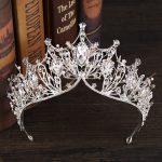 Classic Designs Fashion Crystal Tiara <b>Wedding</b> Crown Bridal Hair Accessories Rhinestone Bride Big Crowns Pageant Hairband <b>Jewelry</b>