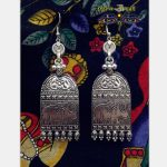India Southeast Asia Woman Earrings Elephant God Silver Totem <b>Handmade</b> <b>Jewelry</b> Thailand BOHO Hippie Earrings Turkey Pakistan