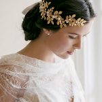 Dower me Gold Silver Leaves Wedding Tiara Vintage Hair Crown Bridal Accessories <b>Jewelry</b> <b>Handmade</b> Pearl Headpiece