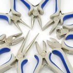Free Ship A Set of Eight <b>Jewelry</b> <b>Making</b> Needlework DIY Tools Pliers P002Y~P009Y