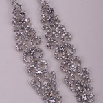 Dangle long earrings for women cute bling <b>jewelry</b> gifts W austrian crystal ZE04 wholesale dropship <b>antique</b> gold & silver color