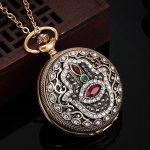 <b>Fashion</b> Turkish <b>Jewelry</b> Long Chain Watch Pendants Hamsa Hand Evil Eye Charms Resin Necklace & Pendant Women Party Gifts