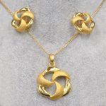 Sunny <b>Jewelry</b> Dubai Trendy <b>Jewelry</b> Sets For Women Necklace Earrings Pendant Windmill Shape For Party Wedding Vintage <b>Jewelry</b>