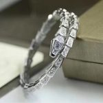 Designer Fashion 925 <b>Sterling</b> <b>Silver</b> <b>Jewelry</b> 3A Cubic Zirconia Party Bangle