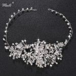 Miallo <b>Fashion</b> Handmade Full Austrian Crystal Headbands Wedding Hairpieces Princess Tiaras and Crowns Women Hair <b>Jewelry</b> Vine