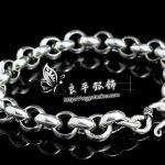 Thai <b>silver</b> <b>bracelet</b> 925 pure <b>silver</b> hand jewelry vintage thai <b>silver</b> male women's <b>bracelet</b> birthday gift