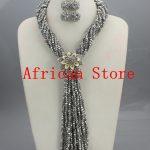 African Wedding Coral Beads <b>Jewelry</b> Set African Beads <b>Jewelry</b> Sets Nigerian Wedding <b>Jewelry</b> Free Shipping SD106-4